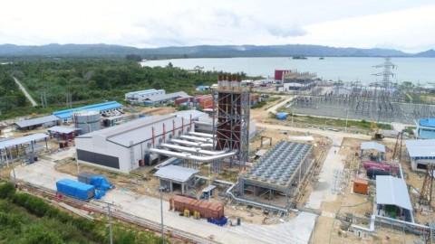 PLTMG Jayapura Peaker Mulai Beroperasi