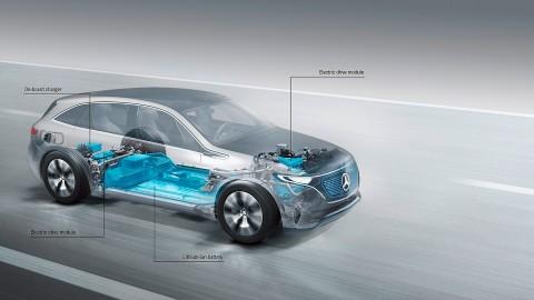 Mercedes-Benz Sudah Mulai Produksi Baterai di Thailand