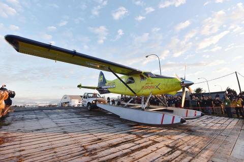 Pesawat Listrik Komersial Pertama di Dunia Terbang di Kanada