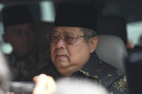 SBY to Explain Democratic Party's Political Stance