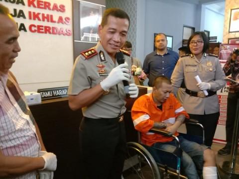 Dalang Kaburnya Tahanan di Malang Ditangkap
