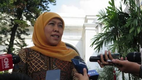 Khofifah Tepis Lobi Romahurmuziy untuk Angkat Pejabat Kemenag