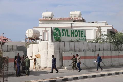 5 Orang Tewas dalam Serangan Al-Shabaab di Hotel Somalia