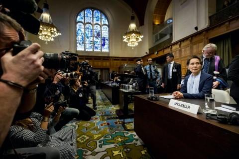 Suu Kyi Bantah Myanmar Berniat Genosida Terhadap Rohingya