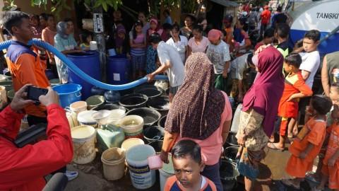 Kabupaten Gunungkidul Masih Butuh Bantuan Air Bersih