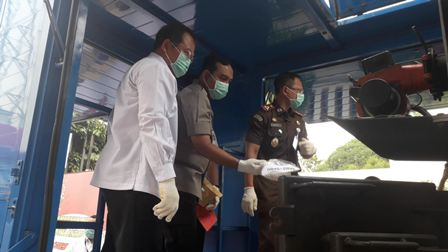 Kasus Narkotika Mendominasi Jakarta Utara