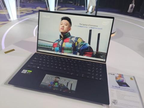 ZenBook Generasi Anyar Kini Punya ScreenPad Lebih Canggih