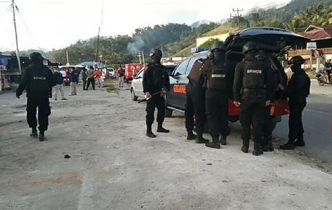 8 Terduga Teroris JAD di Papua Ditangkap