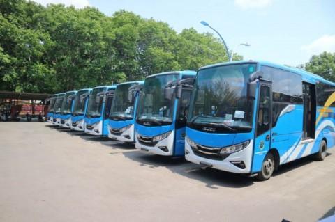 Bus Rapid Transit Cirebon Beroperasi Tahun Depan