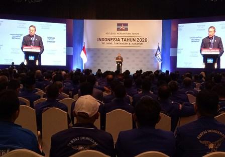 Demokrat Ingin Pemerintahan Jokowi Sukses