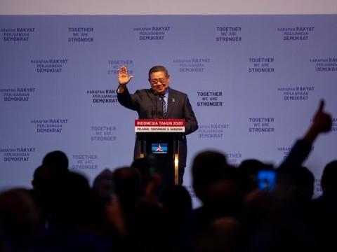 SBY Soroti Angka Pengangguran di Indonesia
