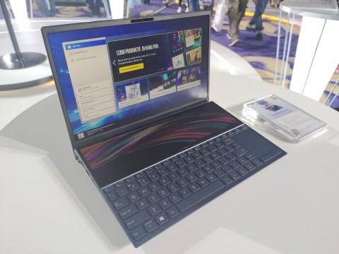 Laptop Layar Ganda ASUS ZenBook Duo dan Pro Duo Tiba di Indonesia