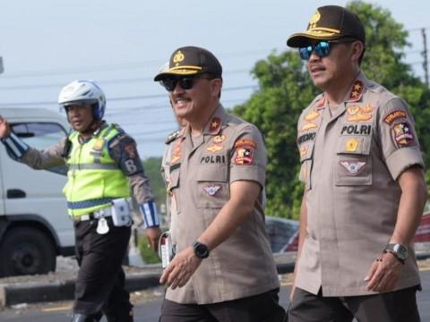 Urai Macet Libur Natal, Polri Siapkan Personel di Simpang Empat Karanglo
