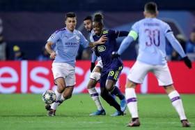 Dikalahkan City, Harapan Dinamo Zagreb Lolos ke Babak 16 Besar Pupus