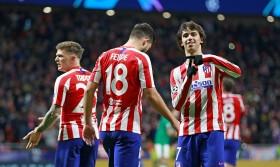 Atletico Madrid Amankan Tiket Terakhir 16 Besar