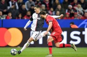 Juventus Perkasa di Markas Leverkusen