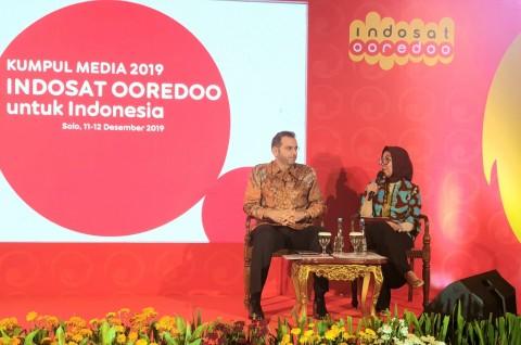 Indosat Ooredoo Siap Gelar 5G, Tinggal Tunggu Regulasi