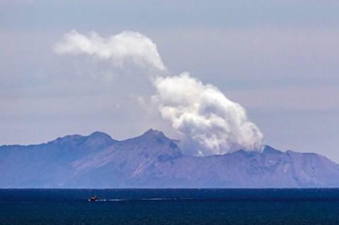 Jumlah Korban Erupsi Gunung Selandia Baru jadi 16 Jiwa