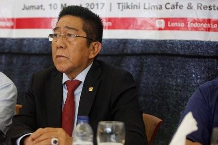 Rocky Gerung dan Andi Arief Dilaporkan ke Bareskrim