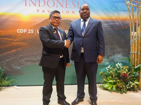 Indonesia Helps Timor Leste with Waste Issues