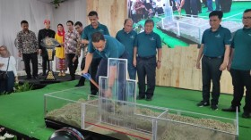 Hunian DP Rp0 Nuansa Cilangkap Ditargetkan Rampung 2021