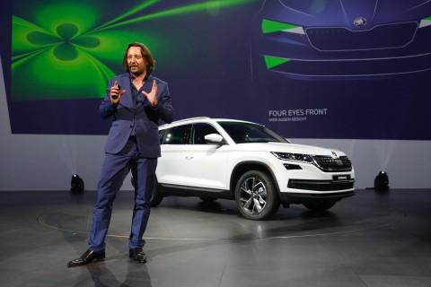Jozef Kaban Kembali ke Pelukan Volkswagen