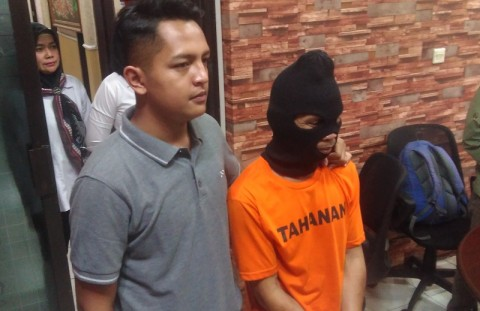 Bocah SD di Bandung Dicabuli Ayah Tiri
