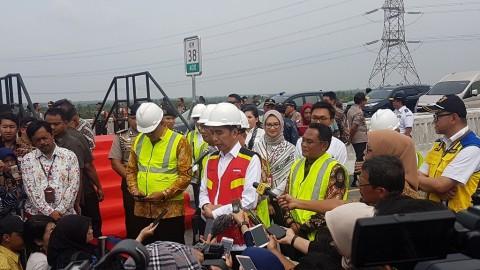Jakarta-Cikampek Elevated Toll Road Officially Inaugurated