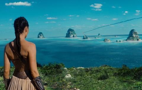 Naskah Film Wonder Woman Tiga Rampung