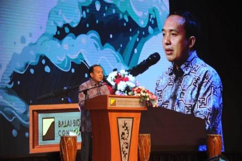 KKP Gelar Indonesia Seafood Expo di Harkannas ke-6