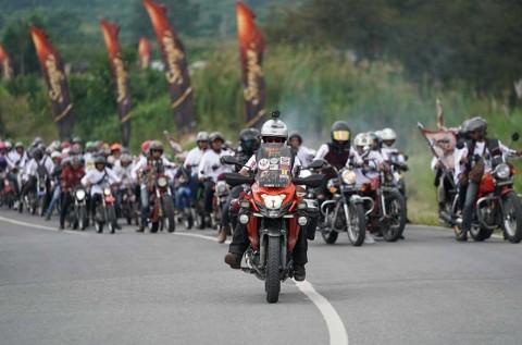 Bikers Camp ala Ridescape, Bakal Sambangi Malang
