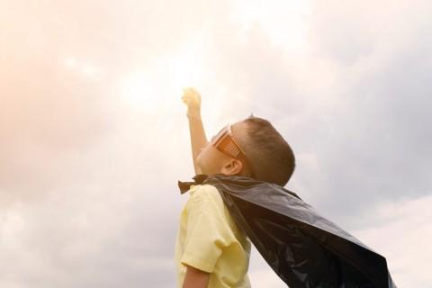 Tips agar Anak Menjadi Pemberani