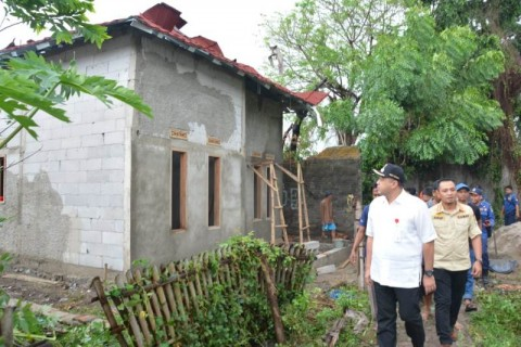 Bupati Tangerang Minta Warganya Siaga Angin Kencang