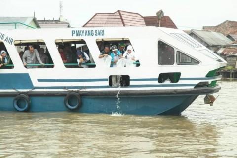 Menjaga Kelestarian Ikan di Sungai Musi