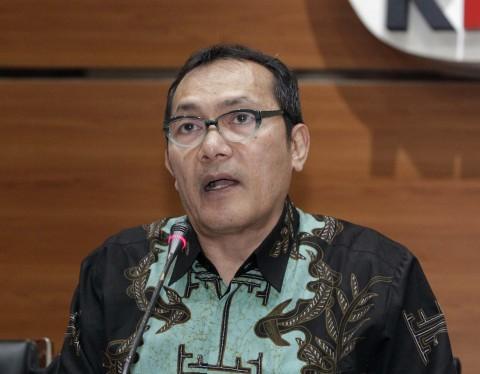 KPK Tak Berhenti 'Buru' Mekeng