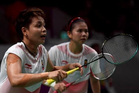 Catat Dua Kekalahan, Greysia/Apriyani Gagal Lolos ke Semifinal