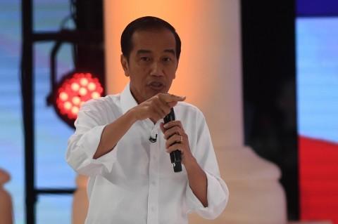 Jokowi Bakal Lantik Wantimpres Besok