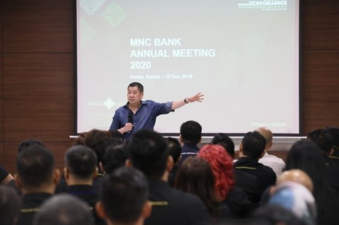 MNC Bank Fokus Bangun Layanan Digital