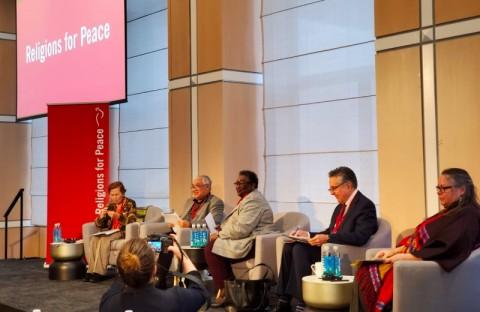 Di New York, Din Syamsuddin Berbicara Krisis Lingkungan Hidup