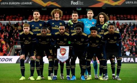 Daftar Lengkap Peserta 32 Besar Liga Europa