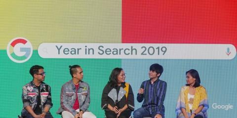 Penelusuran Trending di Google Sepanjang 2019