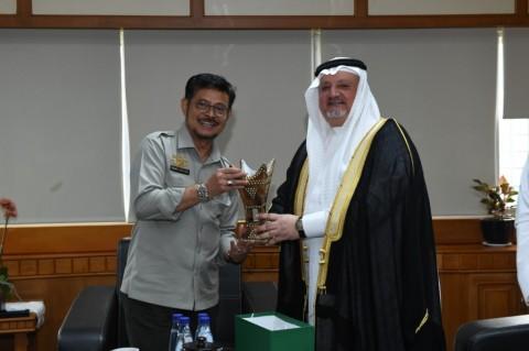 Ekspor Produk Pertanian RI ke Arab Saudi Diupayakan Meningkat