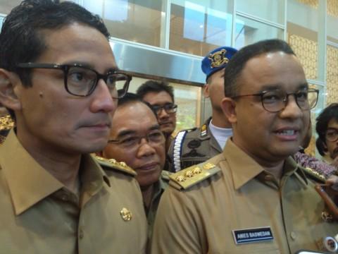Anies Tuntut DPRD DKI Segera Pilihkan Pasangan