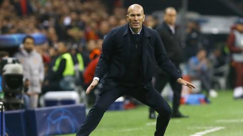 Zidane Sesumbar Madrid Singkirkan Liverpool dari Liga Champions