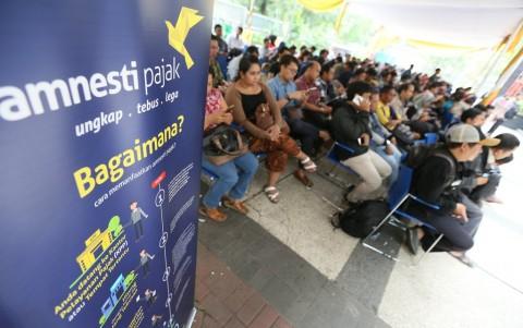 Penerimaan Pajak di Kanwil DJP Jakarta Utara Capai Rp34 Triliun