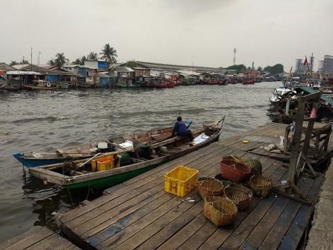 Ekonomi Nelayan Cilincing Kembali Menggeliat