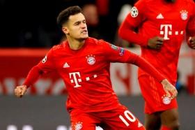 Bayern Muenchen Tentukan Nasib Coutinho Akhir Musim Ini