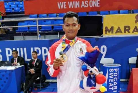 Prajurit Kodim Jepara Boyong Medali Emas Sea Games