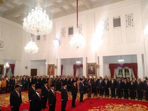 Jokowi Appoints Wiranto to Lead Presidential Advisory Council
