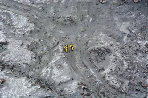 Cari Korban Letusan Gunung Selandia Baru, Penyelam Dikerahkan